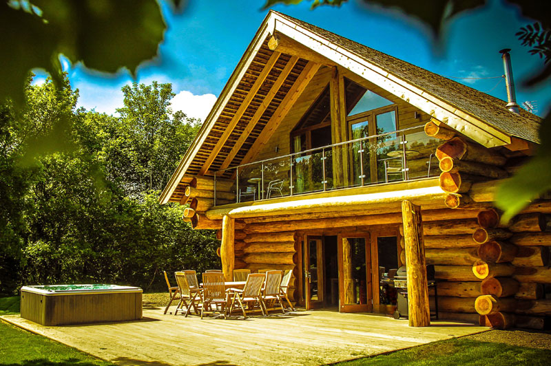 Luxury Holidays Rural Retreats Family Holidays With Hot Tubs
