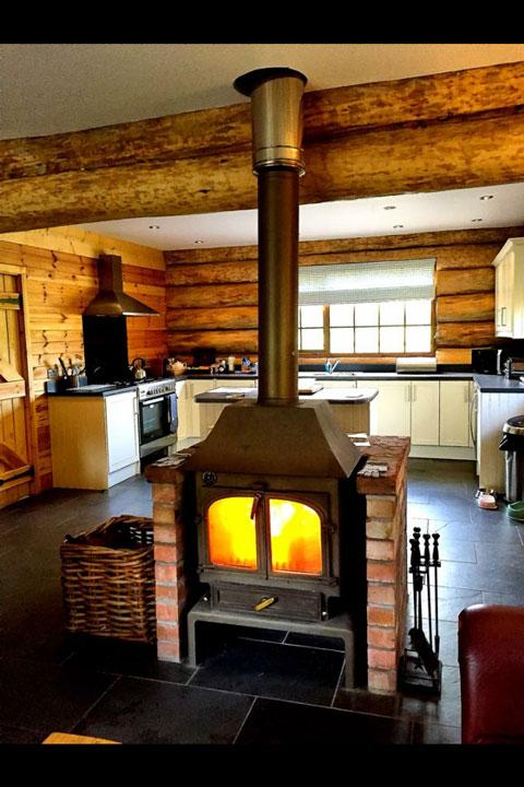 Romantic Getaways Lake District Roe Deer Cabin