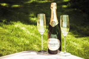 Honeymoons in the Lake District - Champagne