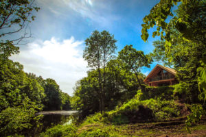 Log Cabins with Hot Tubs - Hidden River Cabins Honeymoons