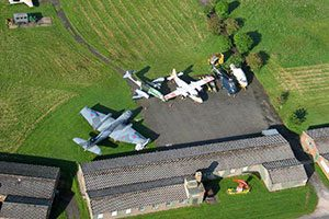 Places to visit - Solway Aviation Museum
