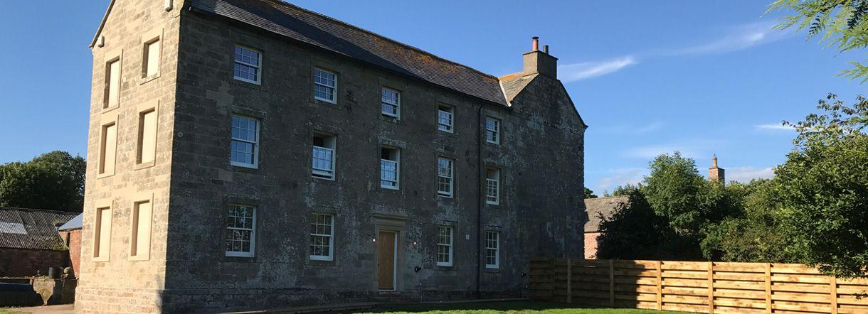 Large group accommodation