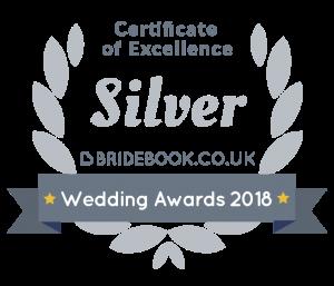 Bridebook wedding awards